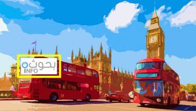 بحث حول المملكة المتحدة