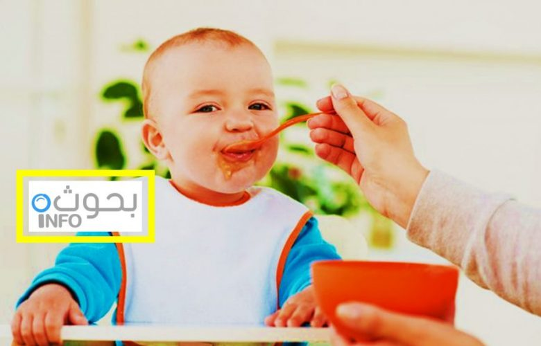 تغذية الطفل الرضيع