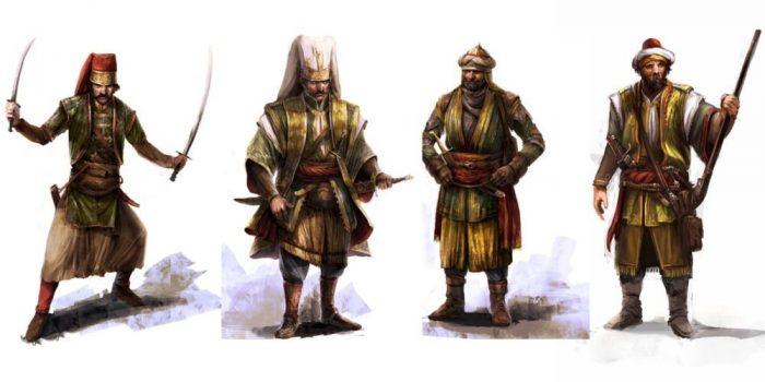 جندي عثماني