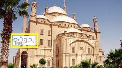 الأماكن السياحية بمصر