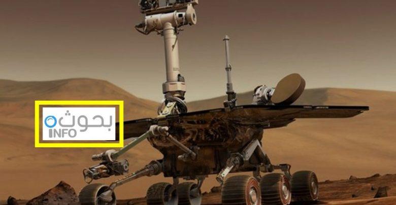 بحث حول الروبوت